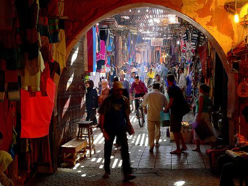 La medina de marrakech marrakech - Fotos marrakech marruecos ...