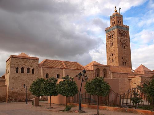 La Mezquita de Koutoubia
