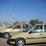 Taxis en Marrakech